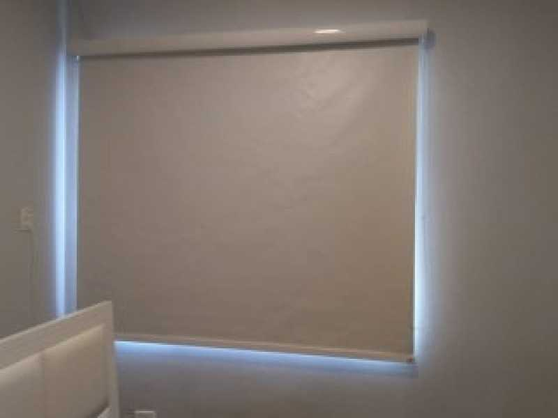 Cortinas com Blecaute para Quarto Jockey Club - Cortina Blecaute Estampada