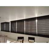 persiana de pvc horizontal